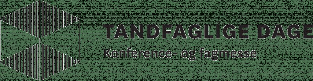 tandfaglige-dage-logo-sort